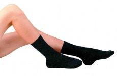 Cotton Rich Socks (Twin Pack)