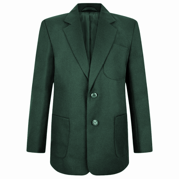 Girls Blazer with 2-Button Fastening