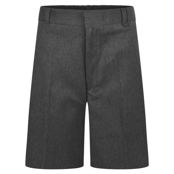 K.I.S Boys Zip and Clip Shorts