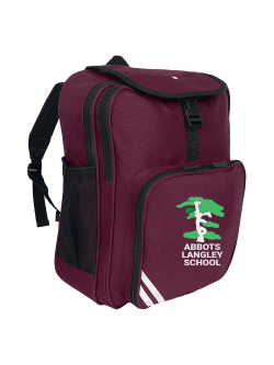 Abbots Langley Primary School Bagpack (with Logo)