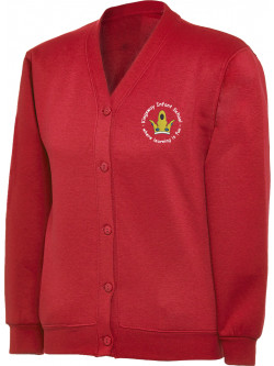 Kingsway Infant School Sweatshirt Cardigan