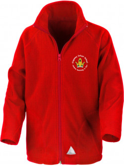 Kingsway Infant School Fleece Jacket