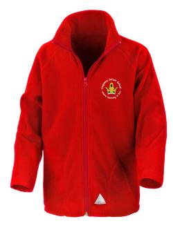 Kingsway Infant School Fleece Jacket