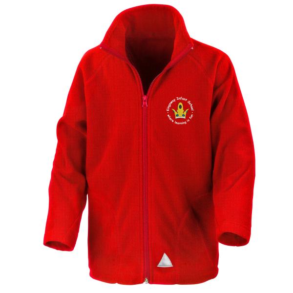Fleece Jacket K.I.S