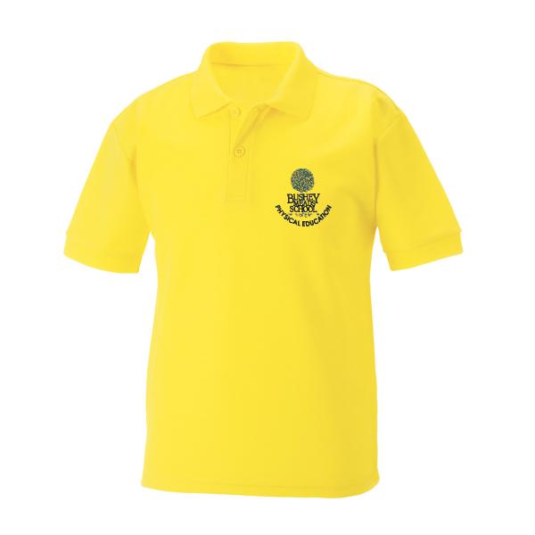 BMS P.E Polo T-shirt
