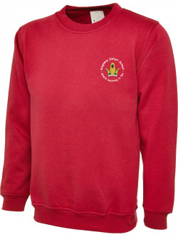 Kingsway Infant School Crewneck Sweatshirt