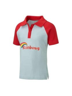 Rainbows Polo T-shirt