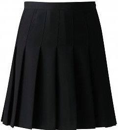Knife Pleat Skirt (Adjustable waist)