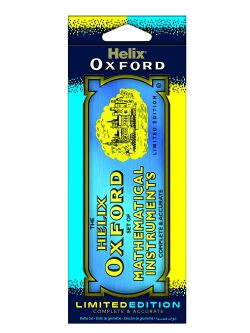 Limited Edition Oxford Maths Instrument Set