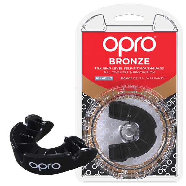 UFC Bronze Mouthguard by Opro