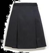 Two Pleat Skirt (Adjustable waist)