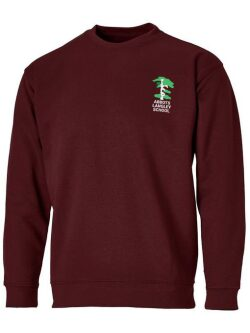Abbots Langley Primary School Crewneck Sweatshirt (with logo)