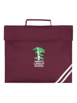 Abbots Langley Primary School Book bag (with Logo)
