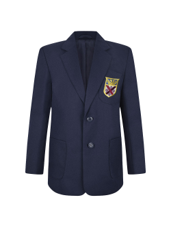 Parmiter's School Girls Blazer (Navy)