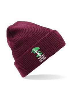 Abbots Langley Primary School Knitted Hat (with Logo)
