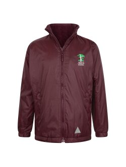 Abbots Langley Primary School Reversible Fleece Jacket (with logo)