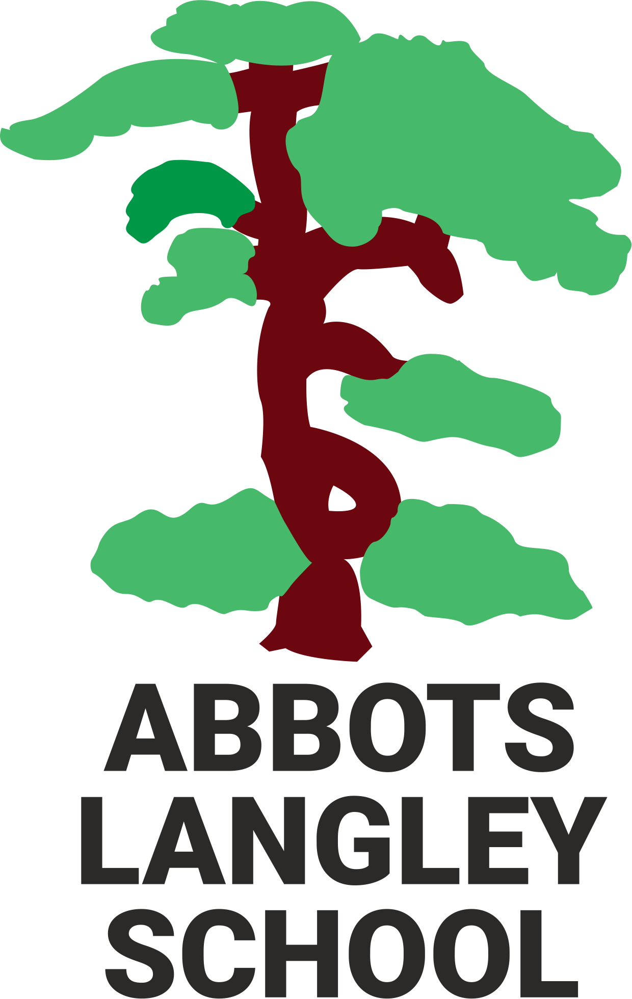 Abbots Langley Primary School logo