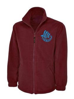 Parkgate Infants & Nursery School Fleece Jacket (with logo)
