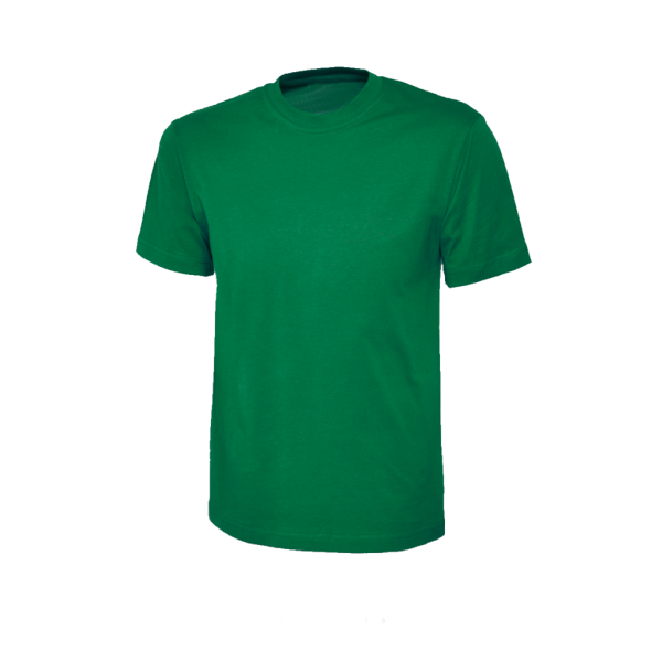 Parkgate infants & nursery school crewneck t-shirt emerald