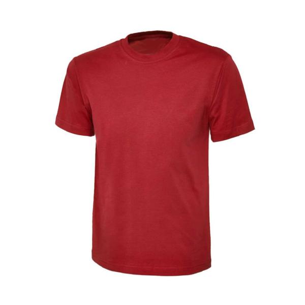 Parkgate infants & nursery school crewneck t-shirt red