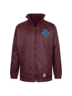 Parkgate Infants & Nursery School Reversible Fleece Jacket (with logo)