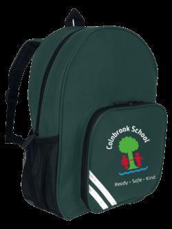 Colnbrook School Bagpack