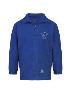 Little Reddings Fleece Jacket (With Logo)